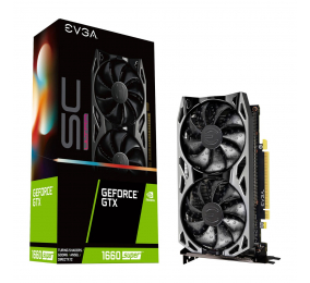 Placa Gráfica EVGA GeForce GTX 1660 SUPER SC Ultra Gaming 6GB GDDR6