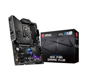Motherboard ATX MSI MPG Z490 Gaming Plus