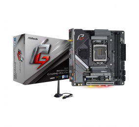 Motherboard Mini-ITX ASRock Z490 Phantom Gaming-ITX/TB3