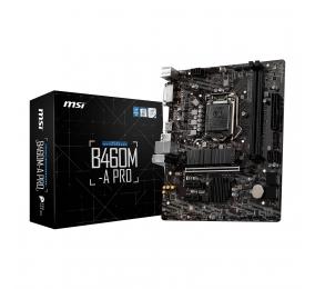 Motherboard Micro-ATX MSI B460M-A Pro