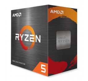 Processador AMD Ryzen 5 5600X 6-Core 3.7GHz c/ Turbo 4.6GHz 35MB SktAM4