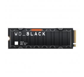 SSD M.2 2280 Western Digital Black SN850 c/ Heatsink 2TB 3D NAND NVMe