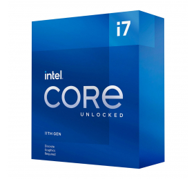 Processador Intel Core i7-11700KF 8-Core 3.6GHz c/ Turbo 5.0GHz 16MB Skt1200