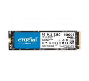 SSD M.2 2280 Crucial P2 1TB QLC NAND NVMe