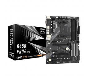 Motherboard ATX ASRock B450 Pro4 R2.0