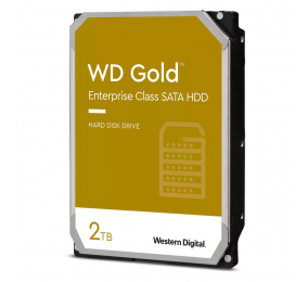 "Disco Rígido 3.5"" Western Digital Gold 2TB 7200RPM 128MB SATA III"