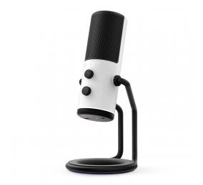 Microfone NZXT Capsule Cardioid USB Branco