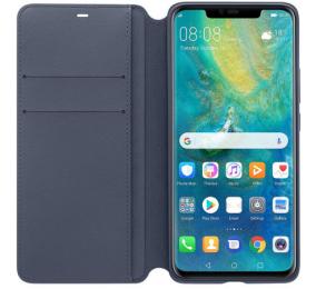 Capa Huawei Mate 20 Pro Wallet Cover Azul Escuro