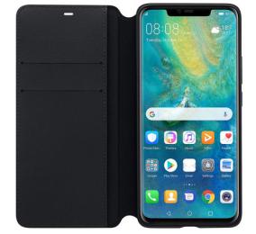 Capa Huawei Mate 20 Pro Wallet Cover Preta