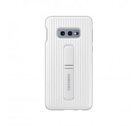 Capa Samsung Protective Standing S10e Branca