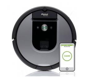 Aspirador Robô iRobot Roomba 965