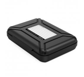 """Caixa de Proteção Orico PHX-35 para HDD 3.5"""" Preta"""