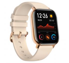 """Smartwatch Amazfit GTS 1.65"""" Dourado"""