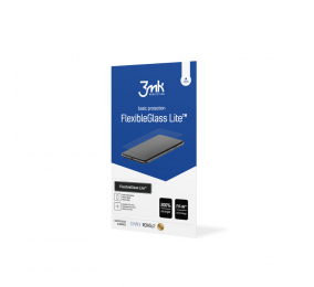 Película de Protecção Híbrida 3MK FlexibleGlass Lite Apple iPhone 12 Pro Max