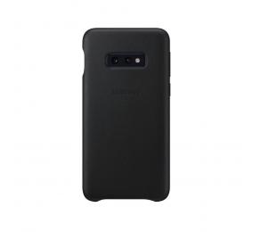 Capa Samsung Leather S10e Preta