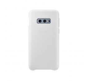 Capa Samsung Leather S10e Branca