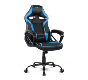 Cadeira Gaming Drift DR50 Preta/Azul