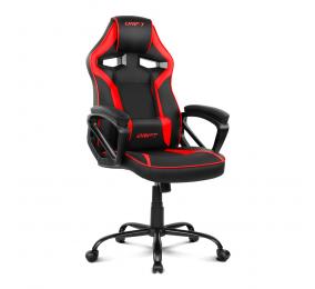 Cadeira Gaming Drift DR50 Preta/Vermelha