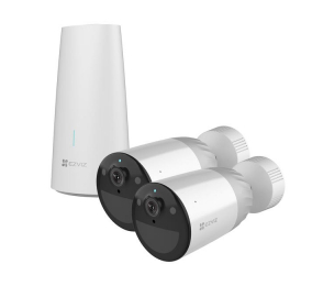 Câmara EZVIZ BC1-B2 Smart Home Security Wi-Fi Outdoor Branca