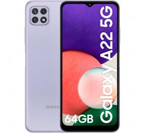 """Smartphone Samsung Galaxy A22 5G 6.6"""" 4GB/64GB Dual SIM Violeta"""