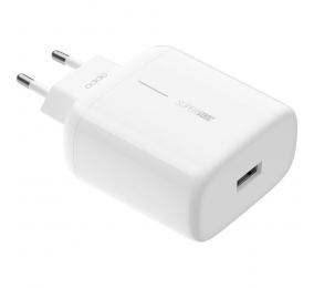 Carregador USB Oppo 65W SuperVOOC 4.0 Branco