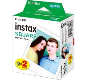 Carga Fujifilm Instax Square 2 x Packs 10 Folhas