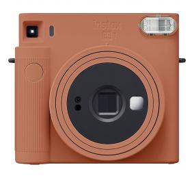 Máquina Fotográfica Instantânea Fujifilm Instax SQUARE SQ1 Laranja Terracota