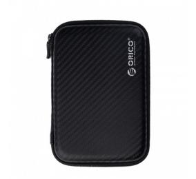 """Bolsa de Proteção Orico PHM-25 para HDD/SSD 2.5"""" Preta"""