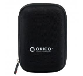 """Bolsa de Proteção Orico PHD-25 para HDD/SSD 2.5"""" Preta"""