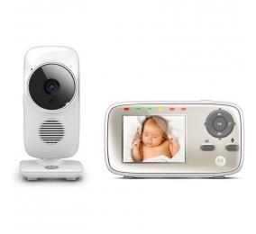 Monitor de Vídeo Motorola Baby MBP 483