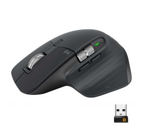 Rato Laser Logitech MX Master 3 Wireless 4000DPI Black