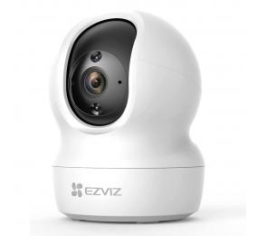 Câmara EZVIZ TY1 4MP Smart Home Security Wi-Fi Pan & Tilt 2K QHD Indoor Branca