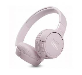 Headphones JBL Tune 660NC Bluetooth Rosa