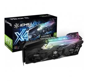 Placa Gráfica INNO3D GeForce RTX 3080 iCHILL X4 10GB GDDR6X LHR