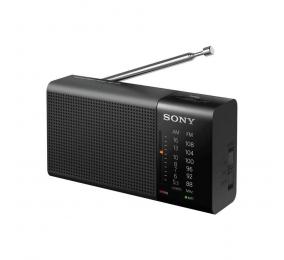 Rádio Portátil Sony ICF-P26 FM/AM Preto