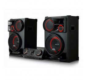 Sistema Mini Hi-Fi LG XBOOM CL98 3500W