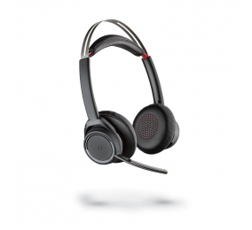Headset Plantronics Poly Voyager Focus UC BT600-C (No Stand)