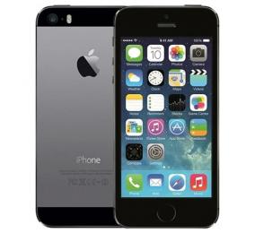 """Smartphone Apple iPhone 5s 4.0"""" 16GB Cinzento Sideral (Recondicionado Grade A)"""