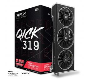 Placa Gráfica XFX Radeon RX 6700 XT Speedster QICK 319 Black Gaming 12GB GDDR6