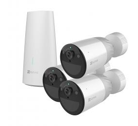Câmara EZVIZ BC1-B3 Smart Home Security Wi-Fi Outdoor Branca