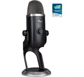 Microfone Blue Yeti X USB Black