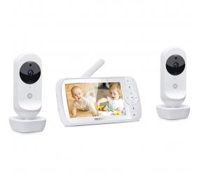 Monitor de Vídeo Motorola Baby EASE35 Twin