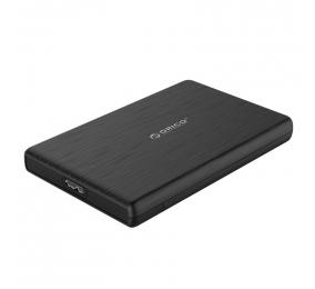 "Caixa Externa 2.5"" Orico 2189U3 SATA I/II/III para USB 3.0 Micro-B Preta"