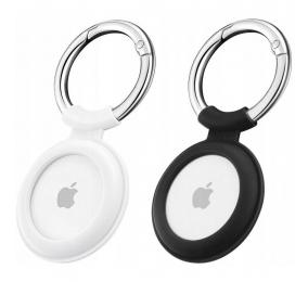 Porta-Chaves ESR Cloud Apple AirTag White & Black