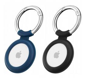 Porta-Chaves ESR Cloud Apple AirTag Blue & Black