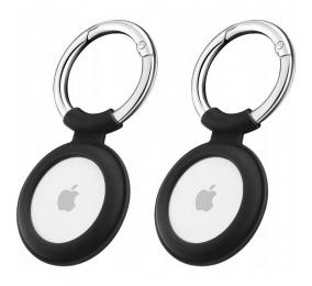 Porta-Chaves ESR Cloud Apple AirTag Black & Black