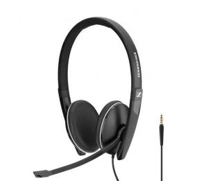 Headset Sennheiser SC 165 Jack 3.5mm