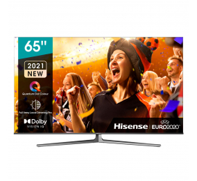 "Televisão Hisense 65U8GQ SmartTV 65"" LED 4K UHD"