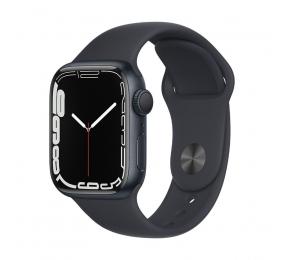 Apple Watch Series 7 GPS 41mm Alumínio Meia-Noite c/ Bracelete Desportiva Meia-Noite
