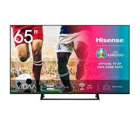 "Televisão Plana Hisense Série A7300F SmartTV 65"" LED 4K UHD"